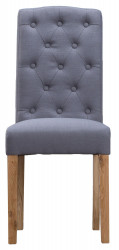 Fabric Chair Design 04 - Gray