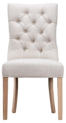 Fabric Chair Design 03 - Beige
