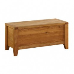 Original Country Oak Blanket Box