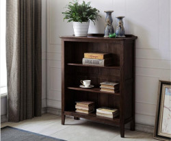 Washington Solid Oak Small Bookcase