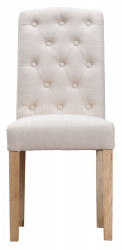 Fabric Chair Design 04 - Beige