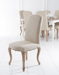 Fabric Chair Design 01 - Beige