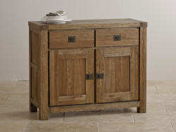 YORK SOLID OAK SMALL BUFFET TABLE