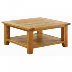 Original Country Oak Square Coffee Table