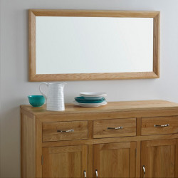 Chamfer Wall Frame Mirror