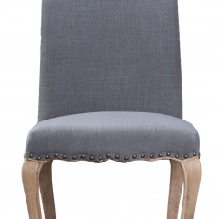 Fabric Chair Design 01 - Gray