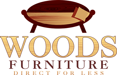Woods furniture logo